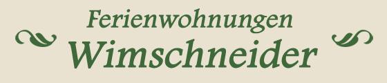 Ferienwohnungen Wimschneider Bad Wiessee am Tegernsee